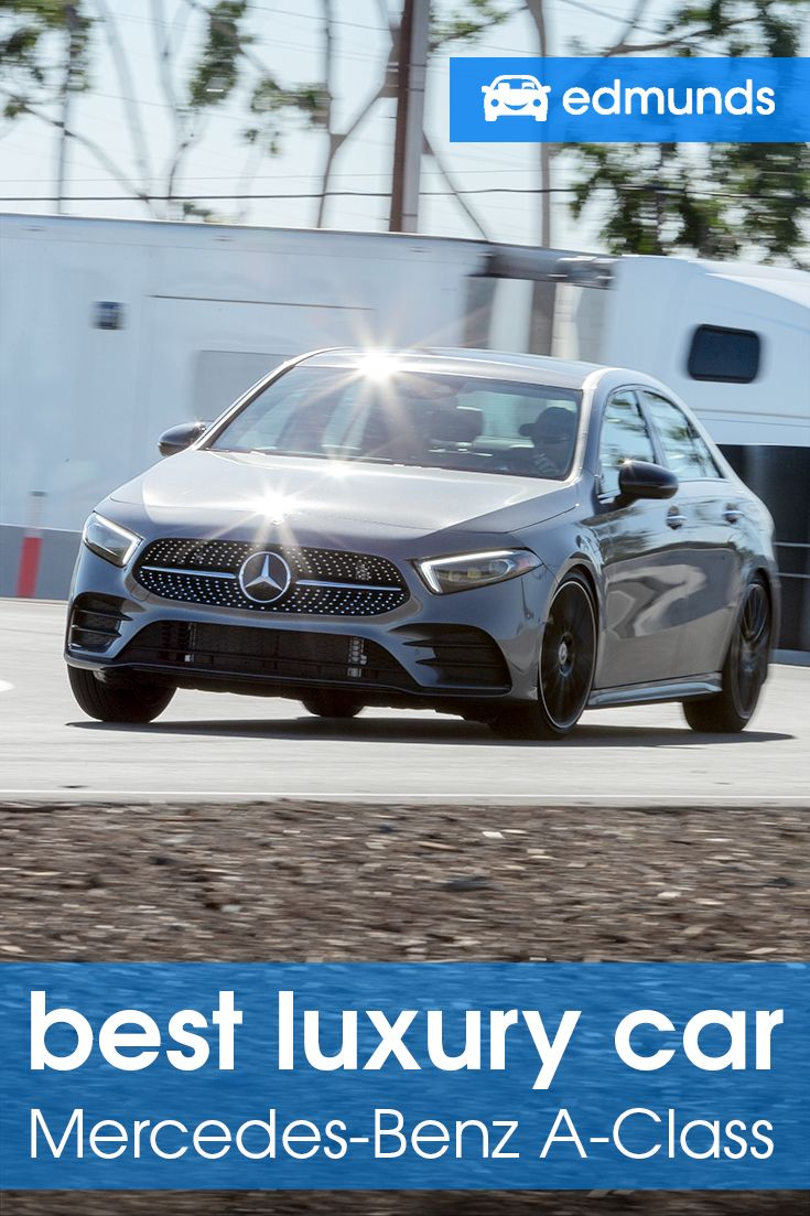 The A Class Is Easily One Of The Best Cars We Drove Last Year The Mercedes Benz A Class The A Class Is Best In Cla Benz A Class Best Luxury Cars Luxury Cars