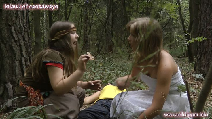 Island of castaways - Ostrov trosečnic - students movie