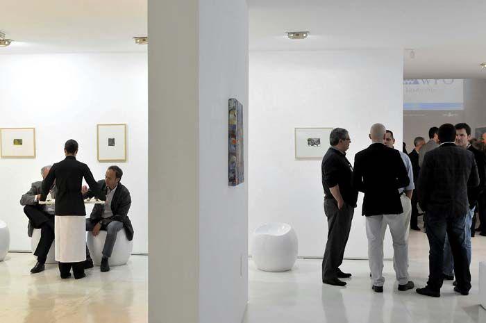 Coquetel YPO – Galeria Casa da Imagem (Foto: Gilson Camargo).