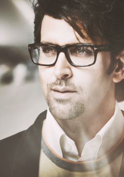 Hrithik Roshan one of THE sexiest men alive. Plus, he's as good an actor as he is beautiful.
