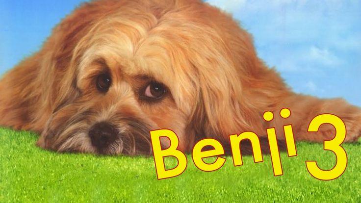 Benji 3   český dabing