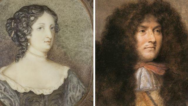 9 Octobre 1683 Mariage Secret De Louis Xiv Avec Madame De Maintenon Madame Histoire De France Monarque