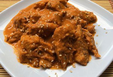 Cerdo-en-salsa-de-cacahuate - foto (c) Robin Grose