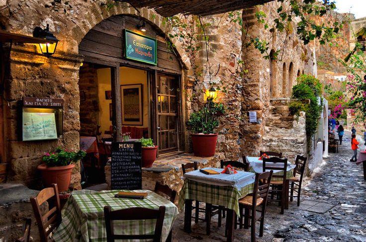 Monomvasia, Greece