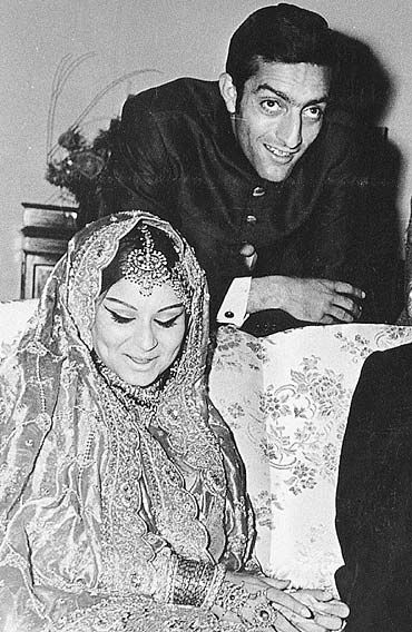 sharmila tagore on her wedding to Pataudi