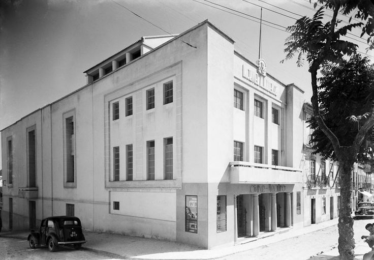 Incrível Almadense em 1944