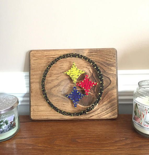 Sports Team String Art Steelers Panthers Patriots Cowboys