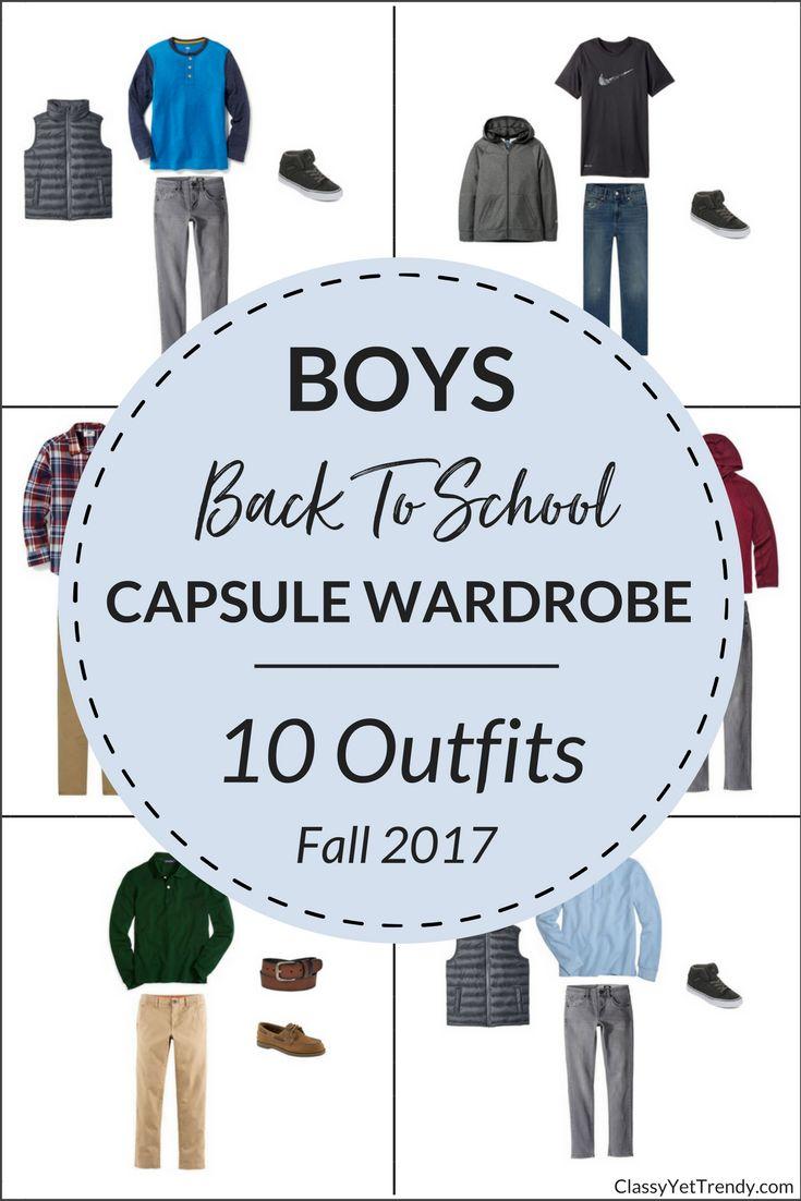 Best 25+ Fall Capsule Wardrobe Ideas Only On Pinterest