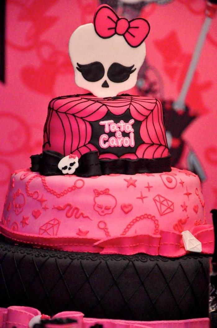 monster high party planning ideas supplies idea cake decorations food