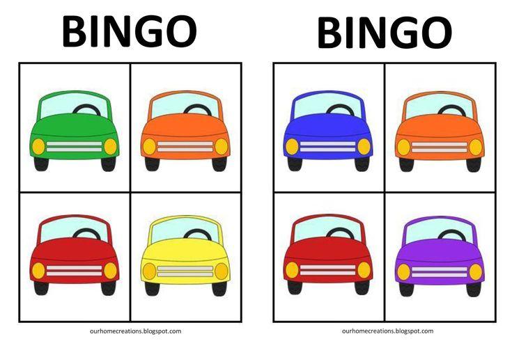 Ourhomecreations: Color Focused Activities For Preschool