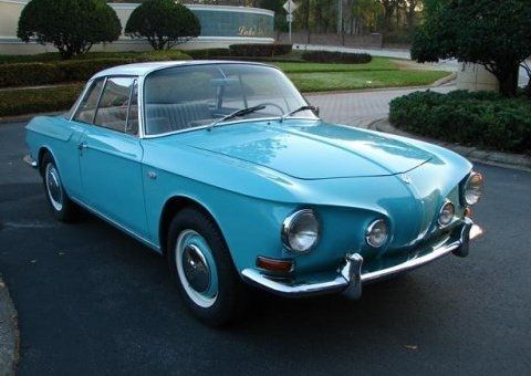 1963 VW Karmann Ghia Type 34