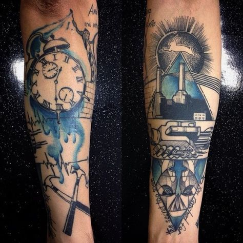 201 best pink floyd tattoo images on pinterest tattoo for Pink floyd tattoo