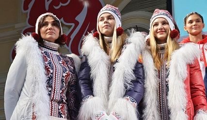Russia, 2014 Winter Olympics