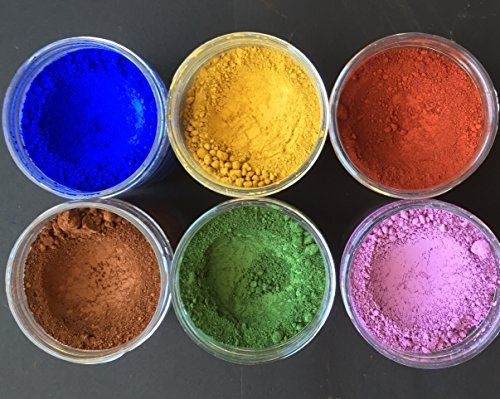 Learn about the different types of soap colorants available and how to use them in the soap making process.