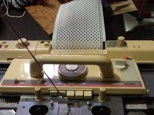 Needle Retainer (Sponge Bar) Knitting Machine Mis-patterning