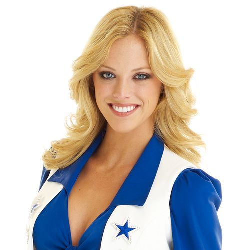 Abby Camille - Dallas Cowboy Cheerleader Hall of Fame