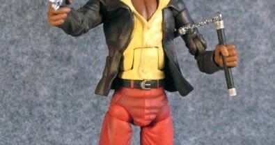Black Dynamite custom action figure by Hammer of the Gods . * Buy Black Dynamite at Amazon.