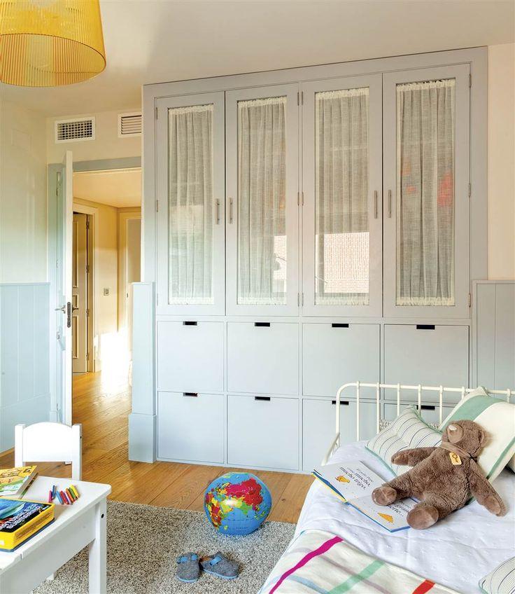 Best 20 puertas para armarios empotrados ideas on for Puertas acristaladas interior