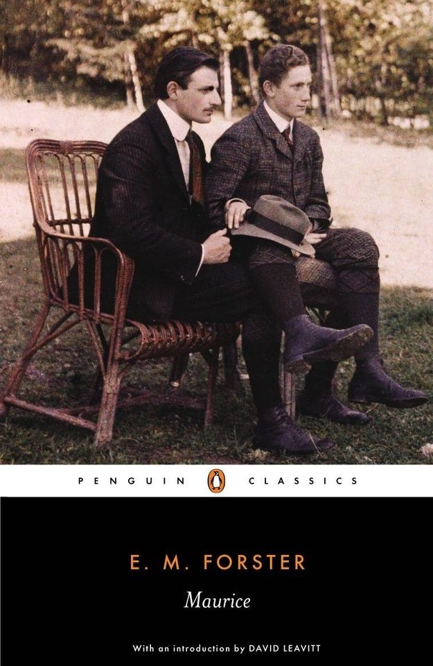 """3/1/14 12:33p """"Maurice"""" by E. M. Forster 