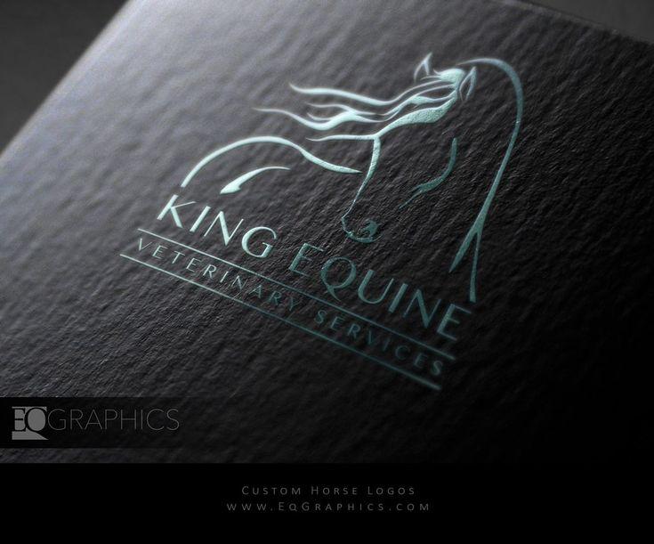FAVORITE Custom Equine Logo Design by Top Horse Logo Graphic Designer EQ Graphics