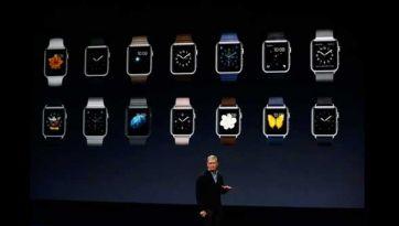 Apple presentó el Apple Watch: Llegará a usuarios el próximo 24 de abril