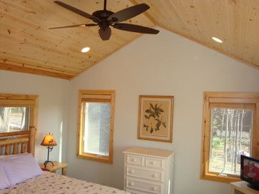 Knotty Pine Ceiling Design, Pictures, Remodel, Decor and Ideas