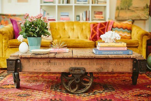 Nontraditional Furniture