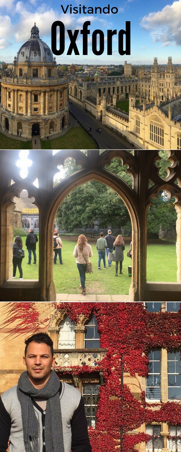 O fazer em Oxford? Dicas para sua viagem a Oxford ir além dos locais onde foram gravados os filmes do Harry Potter.