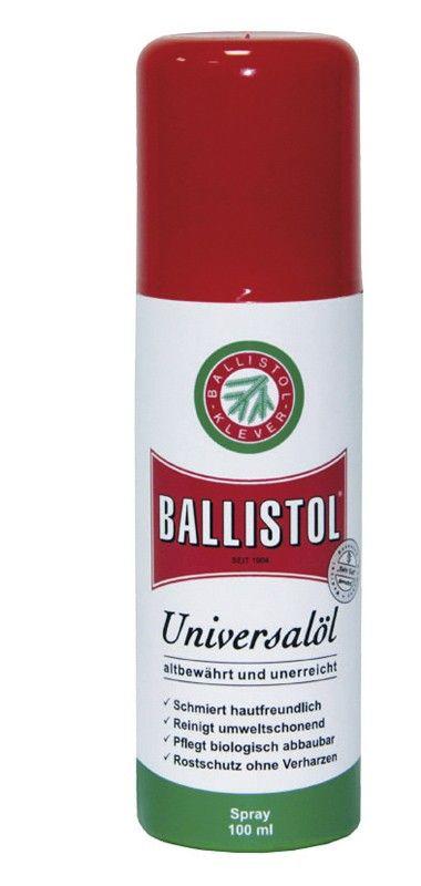 Λάδι Συντήρησης Ballistol 100ml Σπρέυ | www.lightgear.gr