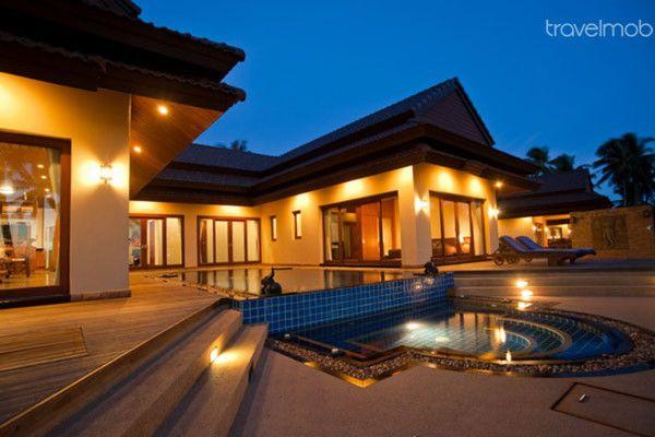 Luxury 4-Bedroom Beach Villa in Had Yao, Krabi, Thailand
