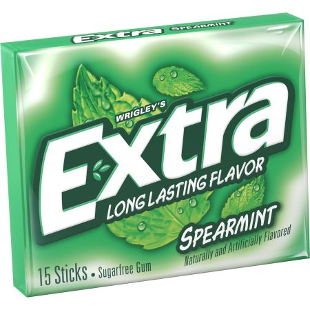 Free 2-day shipping on qualified orders over $35. Buy Extra Spearmint Sugarfree Gum, single pack at Walmart.com