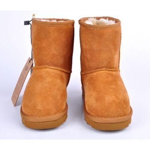 Ugg Classic Short Kids Boot 5281 Chestnut