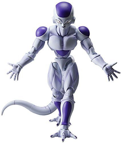 Bandai Hobby Figure-Rise Standard Final Form Frieza «Dragon Ball Z» Building Kit: Runner x5, Sticker x1 Includes different hand parts for…
