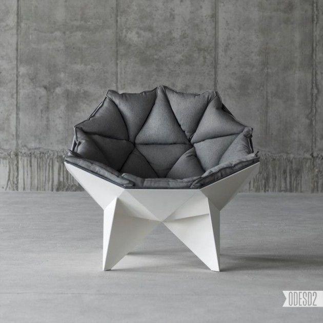 fauteuil ergonomique et design