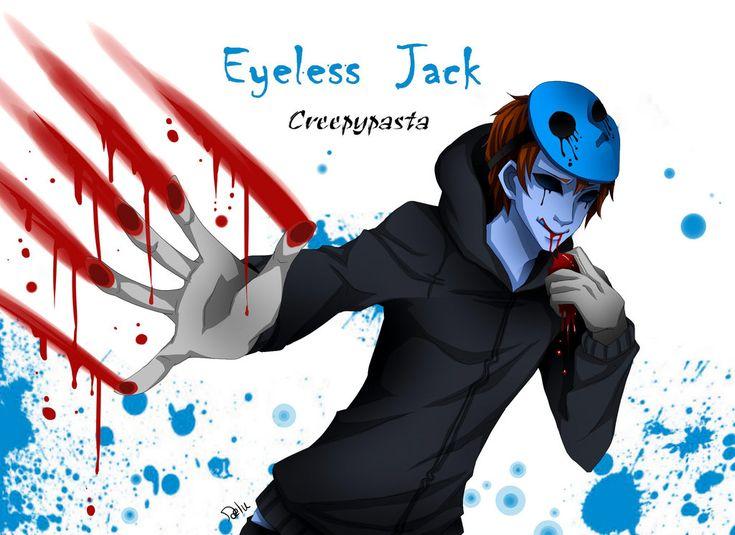 Sketch: delucat.deviantart.com/art/Bla… Jeff The Killer & Eyeless Jack © Creepypasta Bloody Painter © MineThe Puppeteer © Ticci Toby © &nbsp...
