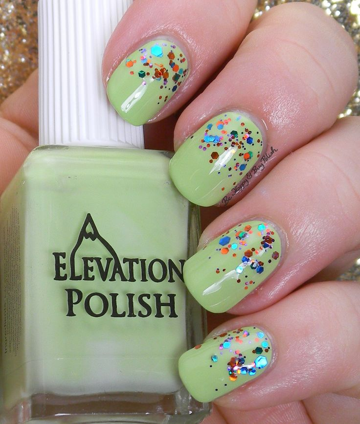 Mejores 671 imágenes de Nail Art - Gradient and Ombre en Pinterest
