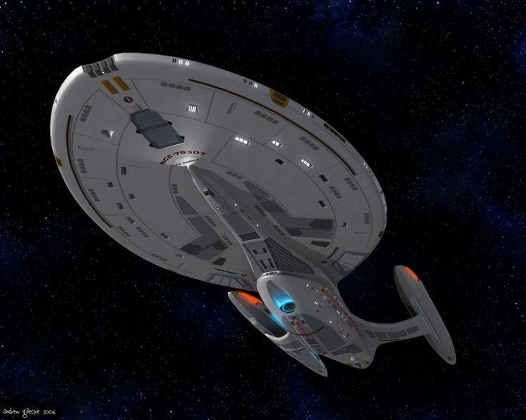 star trek future starship - photo #38