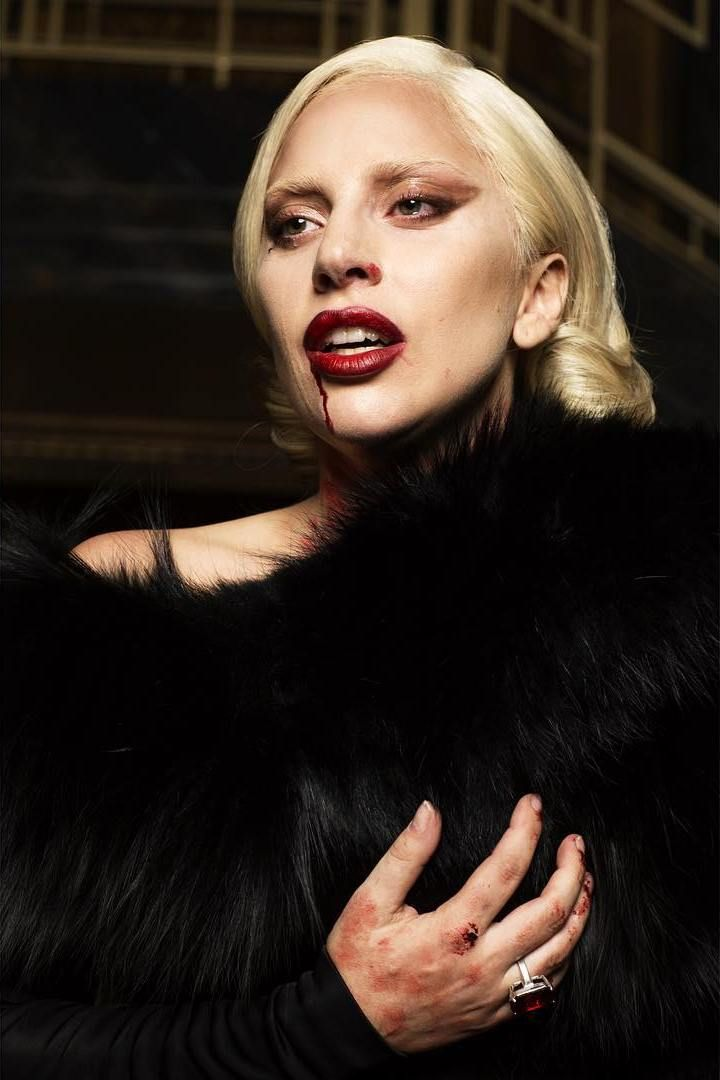 Michael Avedon Lady Gaga