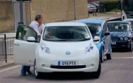 "Mark mentioned briefly today that a great deal of people are apprehensive about electric vehicles as they are often misinformed. One  media example involved Jeremy Clarkson pushing a Nissan Electric Car along the road when the battery ran flat during filming an episode of Top Gear, before informing viewers that electric cars ""are not for the future"".  The show received backlash from Nissan for misleading people about the car's battery, as it was only 40% charged at the beginning of the…"