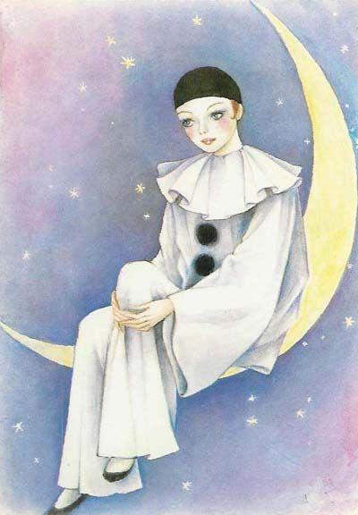 Belles images de Pierrot et Colombine - BONHEUR DE LIRE                                                                                                                                                                                 Plus
