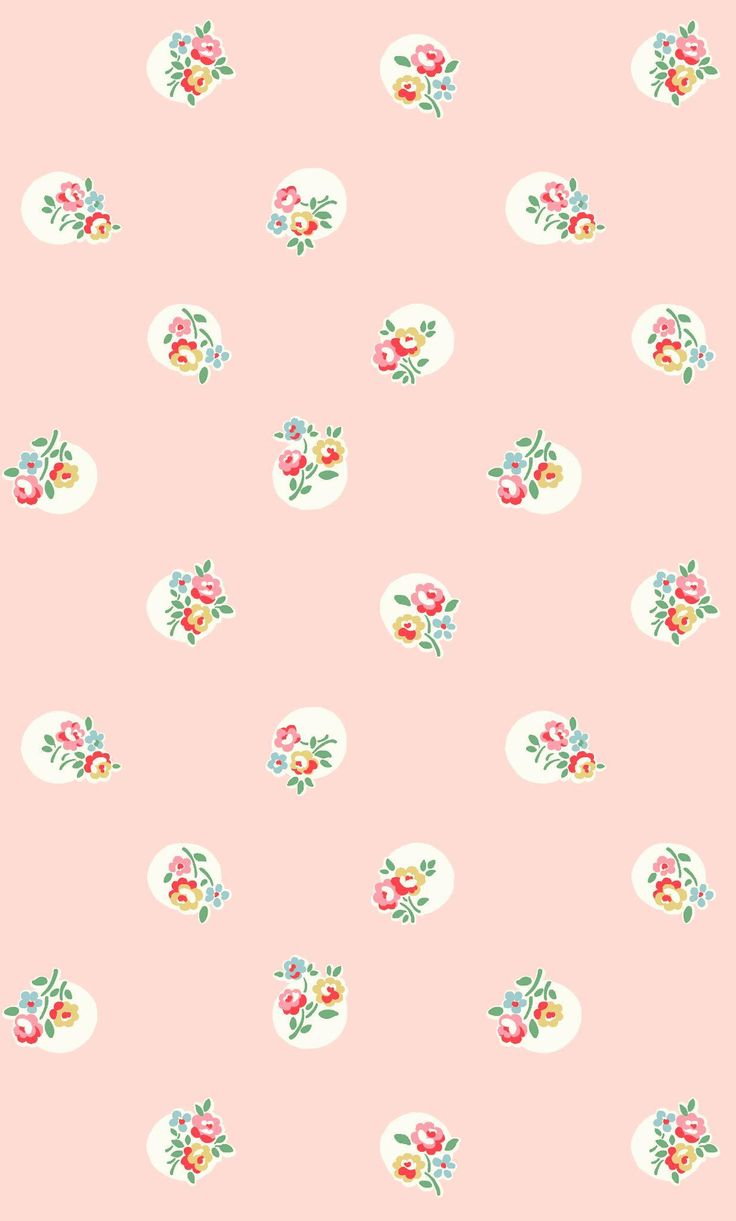 Floral Spot | We're known for our pretty florals and colourful spots, so it was about time we joined the two together! The result is this delicate design. | Cath Kidston Autumn Winter 2016 |