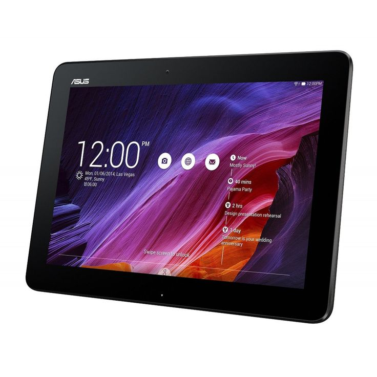 """ASUS Transformer Pad TF103C - tablet - Android 4.4 (KitKat) - 16 GB - 10.1"""" - with Keyboard Docking Station"""