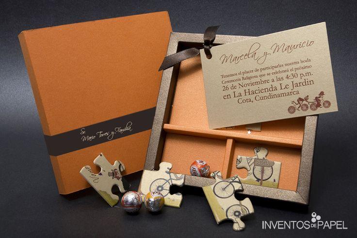 M s de 25 ideas incre bles sobre caja de rompecabezas en pinterest rompecabezas caja de - Caja rompecabezas ...