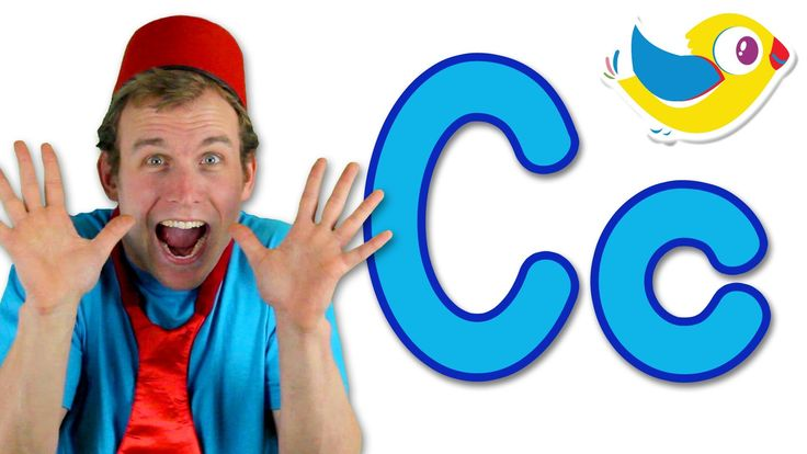 Letter C Song -- want to learn the alphabet? This video is all about the Letter C. You may recognize the tune; Bounce Patrol's alphabet series features the s...