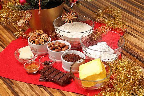 Ořechy k vánočnímu cukroví jednoduše patří; Ondřej Hošt
