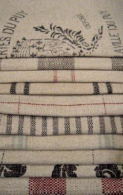 French Laundry Fabrics: Remodelista