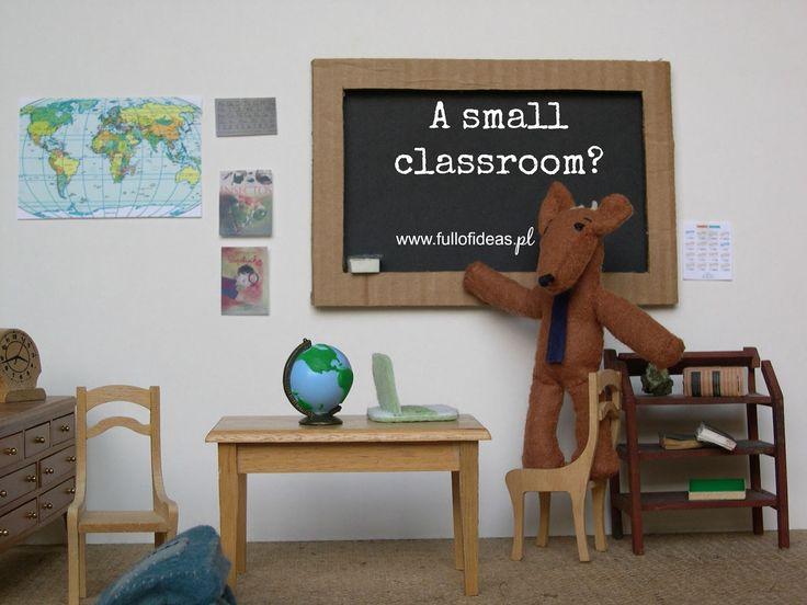 Head Full of Ideas | angielski dla dzieci, blog nauczycielski: 4 aktywności, które sprawdzą się na zajęciach w małej sali