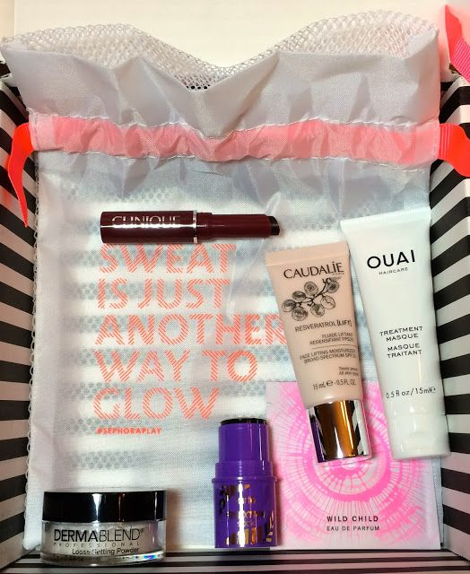 Play! by Sephora Subscription Box Review - January 2017