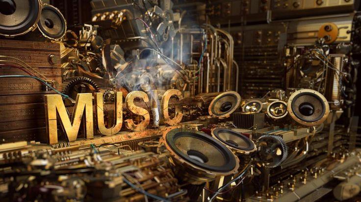 Znalezione obrazy dla zapytania music wallpaper