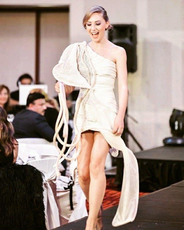 #internationalwomenassociation #charityfashionshow #event #dress #couture #fashion #design #irinaakkaya #functionalwire